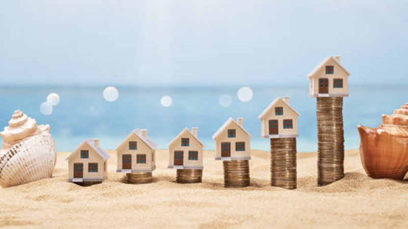 Living Near The Beach Is Investment Potential