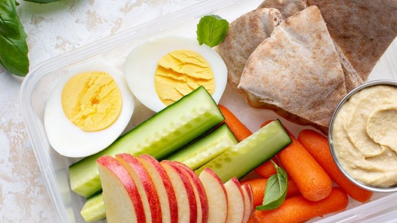 Health Coach How To Snack