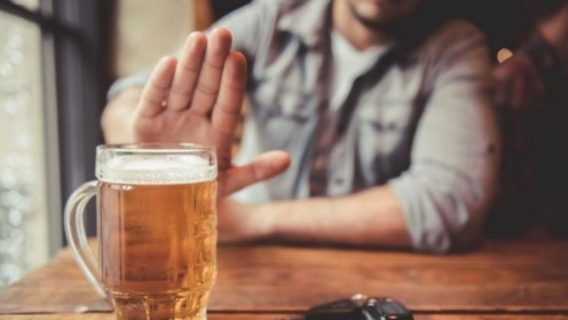 Stop Drinking For 90 Days