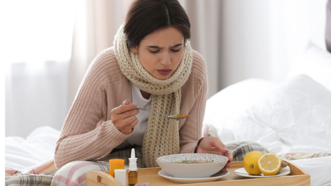 Healthy Food During Fever
