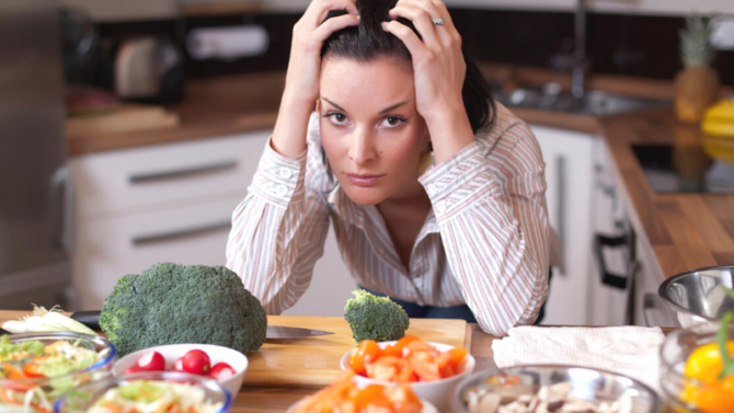 Is Too Much Healthy Food Bad For You