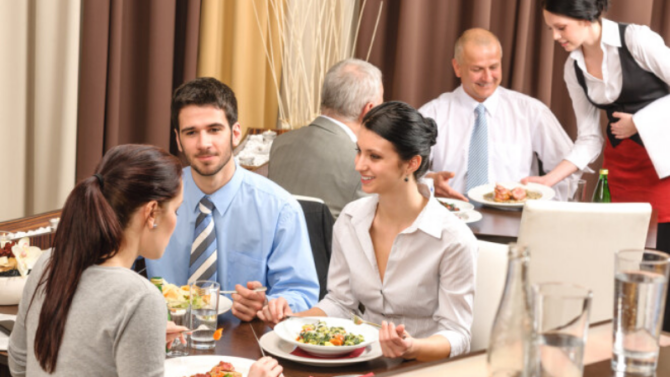 Why All Restaurants Should Only Serve Healthy Food