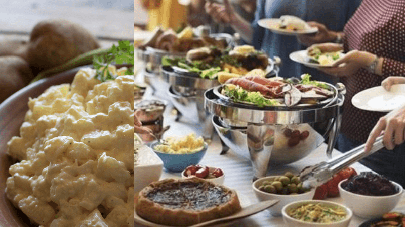 Catering How Much Potato Salad Per Person