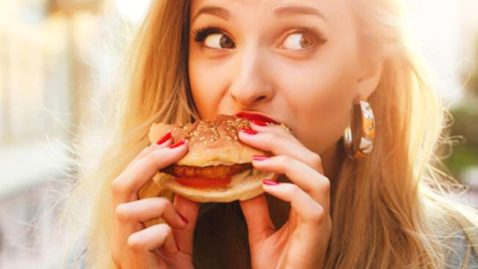How Can I Stop Myself From Eating Unhealthy Food