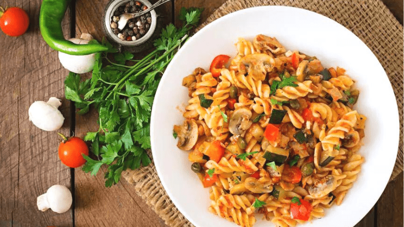 Pasta Is Healthy Food Or Not